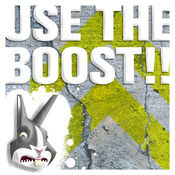 Use the Boost EP